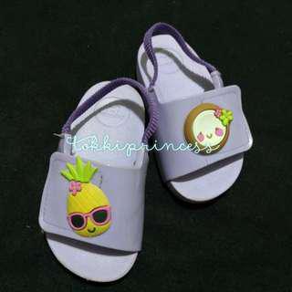 Zaxy Nina Mimo Slide Baby (Purple) - US8