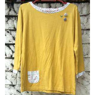 Cute Sweater/Long Sleeve
