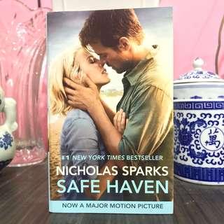 """Nicholas Sparks """"Safe Haven"""""""