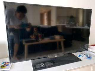 40 inch LED Philips TV 5100 series