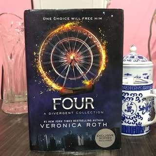 """Veronica Roth """"Four"""""""