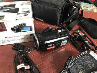 SONY Handycam HDR-PJ380