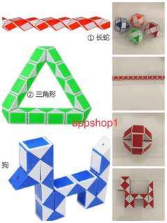 Children's learning Rubik's Twist- goody bags gift, children's day celebration goodies favors