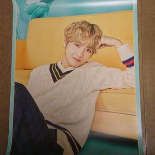 WTS - BTS V 4TH MUSTER POSTER