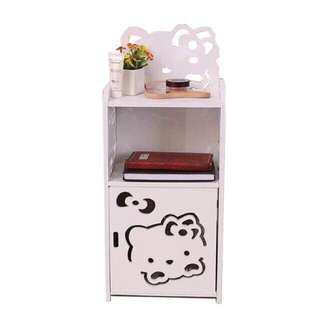 DIY HELLO KITTY Bedside Cabinet