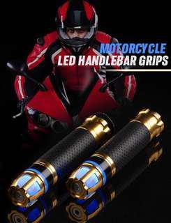 Motorcycle LED Handlebar Grips