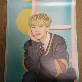 WTS - BTS JIMIN 4TH MUSTER POSTER