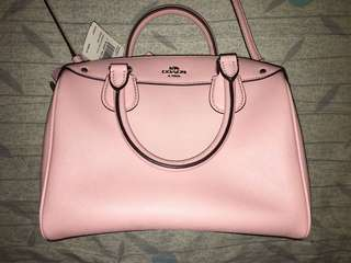 🎀🎉sales coach bag pink