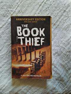 The Book Thief by Markuz Zusak ( Anniversary Edition)