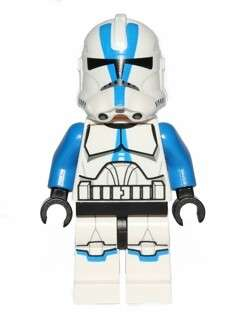 Lego 501st Legion Clone Trooper from Star Wars