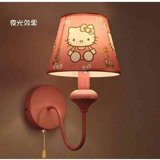 Hello Kitty Wall Lamp
