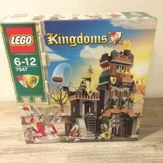 MISB Lego 7947 Kingdoms Prison Tower Rescue