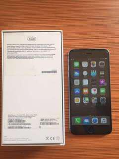 Iphone 6 Plus 64GB Grey (MULUS)