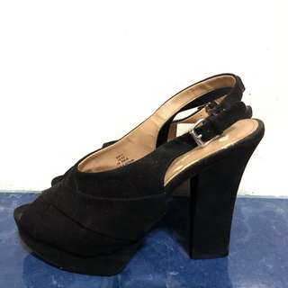 H&M Peeptoe Sandals