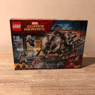 MISB Lego 76109 Marvel Superheroes Quantum Realm Explorers