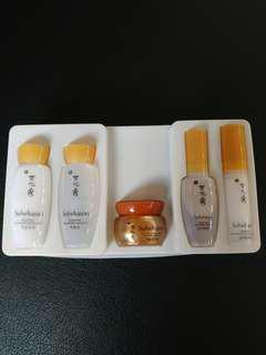Sulwhasoo basic kit 5