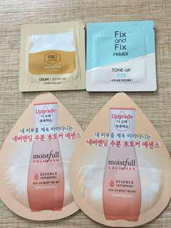 Etude house skin care moistfull honey cera