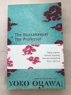 The Housekeeper + The Professor - Yoko Ogawa