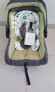 Carseat Labeille new murah