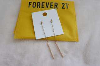 Forever 21 Drop Earrings