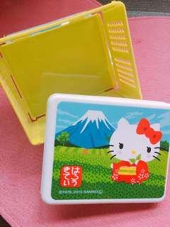 Hello Kitty Snack Box