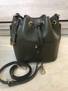 Authentic MK drawstring bag