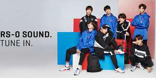BTS x PUMA RS-0 SOUND