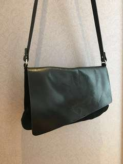 Zara Leather Sling bag