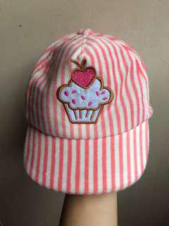 Baby fashionable cap