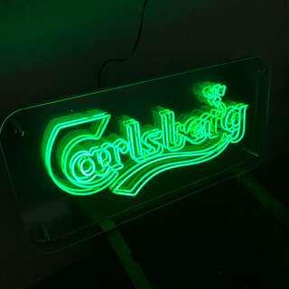 Carlsberg lightbox