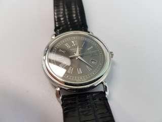 Rare Svend Andersen Geneva platinum watch independent AHCI