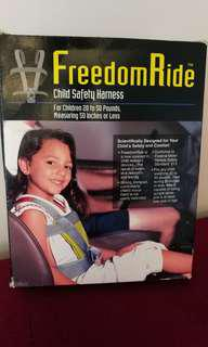 Freedomride Child Safety Harness - New