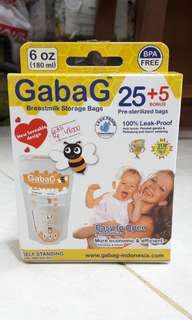 Gabag Breastmilk Storage - Kantong Asi Gabag