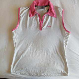 Sfida Girl Size 12 Will Fit Women Upto size 8 Tennis Athletic Top
