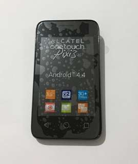 Alcatel One Touch Pixi 3 Android
