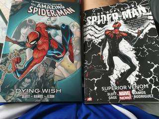 Spider-Man Graphic Novel Comics