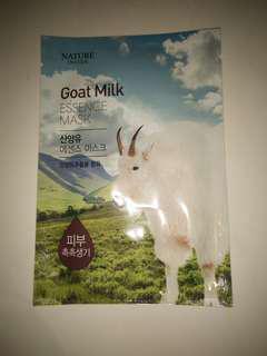 Goat Milk Essence Mask