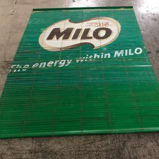 Vintage Milo Window Blind