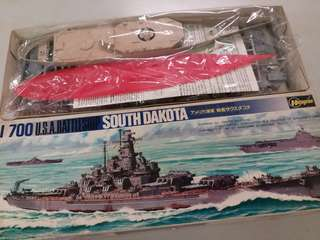 1/700 USA Battle ship