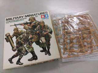 1/35 田宮模型 Military Miniatures
