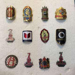 Vintage Bicycle Emblems
