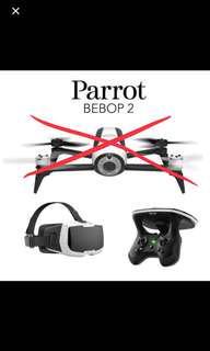 Parrot Bebop 2 FPV