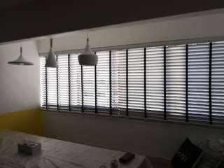Venetian Blinds local. SG