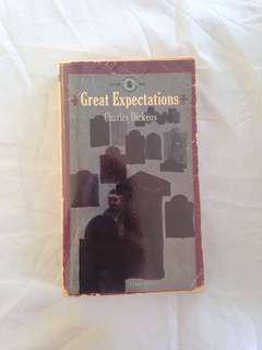 The Great Expectations by Charles Dickens