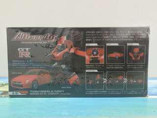Transformers Takara A-01 Alternity GTR Convoy Optimus Prime