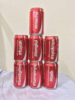 Coca Cola Chup! Series