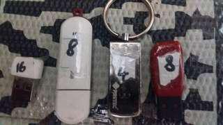 🚚 USB   4G×1  16G×1   8G×2