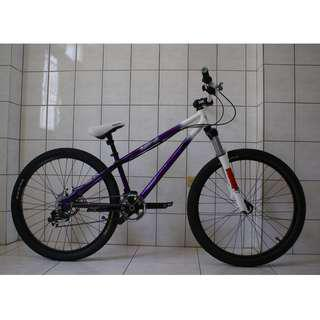 Mongoose Street Jump Bike