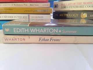 Wharton Books Bundle