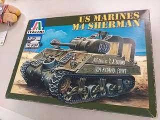 1/35 US M4 Sherman